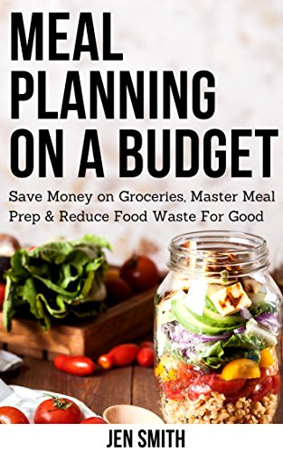 Meal Planning On A Budget by Jen Smith ebook deal