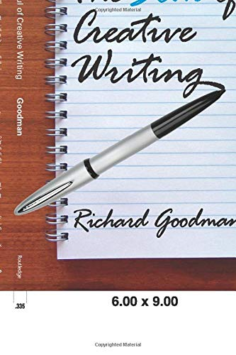 The Soul of Creative Writing