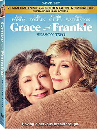 Grace & Frankie: Season 2 [Edizione: Stati Uniti] [Italia] [DVD]