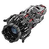 PLEX Rocinante - Fregata Corvette - Kit de construcción de 5822 piezas - Modelo exclusivo de coleccionista compatible con Lego Star Wars