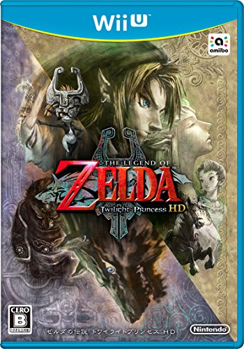 任天堂『ZELDA Twilight Princess HD』