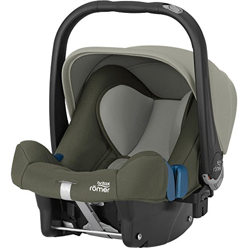 Britax Römer 2000025657Baby Carcasa baby-safe II, grupo 0Plus (0–13kg), colección 2017, Olive Green