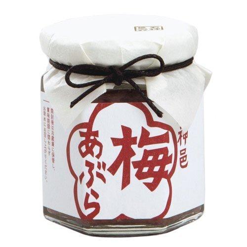 日本の食べる調味料 梅あぶら(瓶入り)