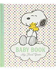 Peanuts Baby Book: My First Year
