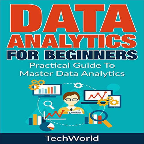 Data Analytics for Beginners  By  cover art