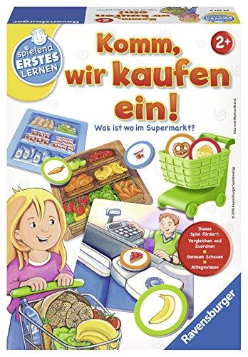 Ravensburger Spielen und Lernen 24721 - Komm, wir kaufen ein!