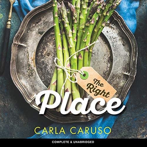 The Right Place audiobook cover art