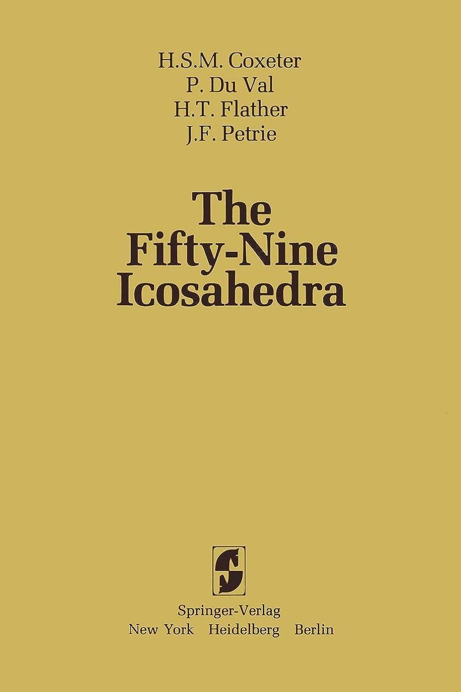 薬を飲む確執製油所The Fifty-Nine Icosahedra (Lecture Notes in Statistics)