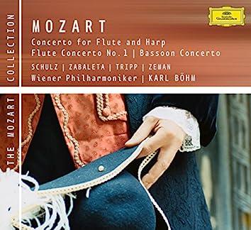 Mozart: Concertos for Flute, Flute and Harp, Bassoon