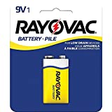 RVCD16041F - Ray-o-vac RAYOVAC D1604-1F Heavy-Duty 9-Volt Battery