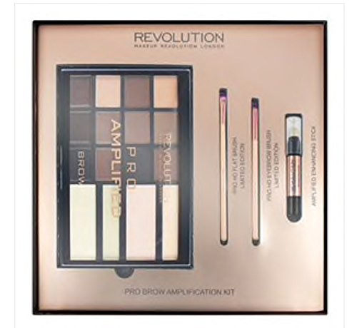 Makeup Revolution - Set Pro Brow Amplification