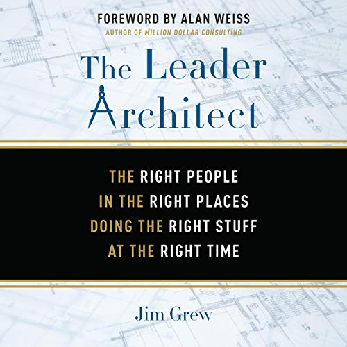 The Leader Architect cover art