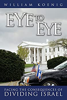 Paperback Eye to Eye: Facing the Consequences of Dividing Israel Book