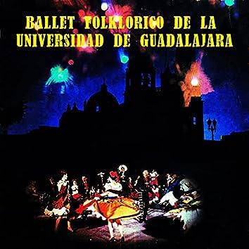 Ballet Folklorico de la Universidad de Guadalajara