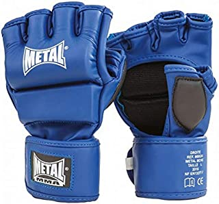 METAL BOXE MMA Pro Gant Competition Combat Libre PANCRACE Mixte
