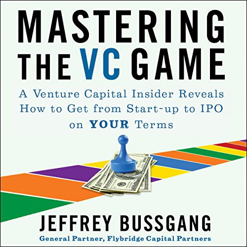 Mastering the VC Game cover art