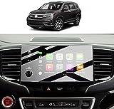 BSTACLL Screen Protector Compatible with Honda Pilot 2020 2021, [Navigation Touchscreen Protector] Tempered Glass Screen Protector Compatible With Pilot 8 Inch Touchscreen (Pilot Passport)