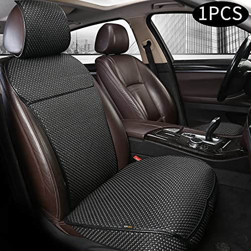 XZPILINA Luxury Breathable Car Seat Cover Fit Four Seasons, Universal Front...