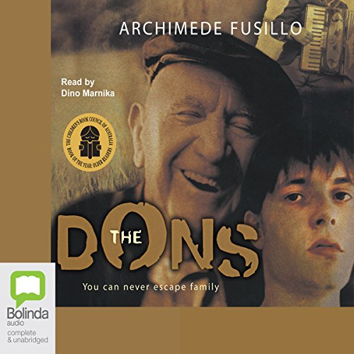 The Dons audiobook cover art
