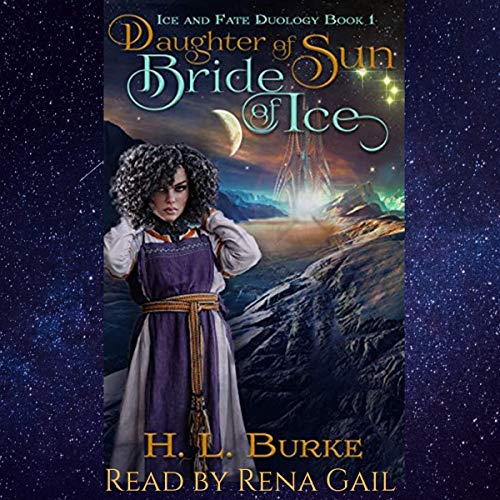 Daughter of Sun, Bride of Ice audiobook cover art