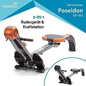 Skandika SF-1150 fitness rowing machine