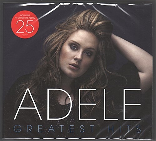 ADELE Greatest Hits 2CD set in digipak [Audio CD]