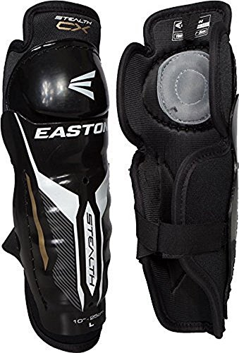 Bauer Easton Stealth CX Hockey Shin Guards (8 Inch) Easton Hockey Shin Guards