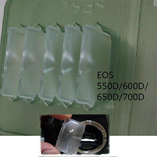 Pixco–Pantalla de enfoque de repuesto parte para Canon EOS 550d 600d 650d 700d Digital cámara reparación