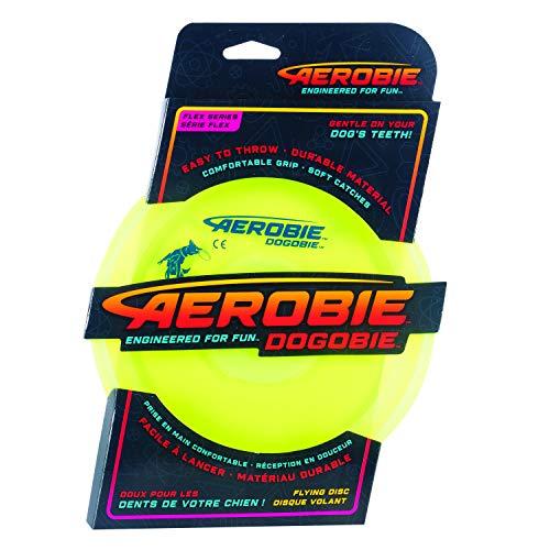 Aerobie Dogobie, Frisbee mit Durchmesser 20cm, farblich sortiert