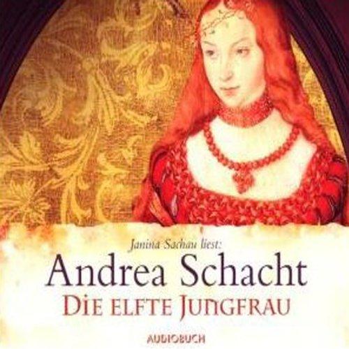 Die elfte Jungfrau audiobook cover art