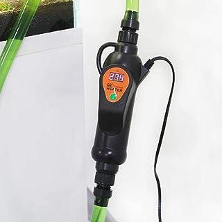 Sue-Supply Temperatura Externa del Acuario del Calentador Externo del LCD para el Filtro en línea 300w / 500w del Bote del Acuario