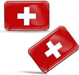 Portachiavi del apriscatole di birra con gli accaniti paladini della Bandiera Portachiavi dell auto del ricordo gioielleria della Modo degli Uomini 23# Svizzera