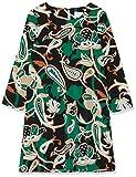 COMPAÑÍA FANTÁSTICA Vestido Paisley, Multicolor (Estampado 000052), 38 (Tamaño del Fabricante: S) para Mujer