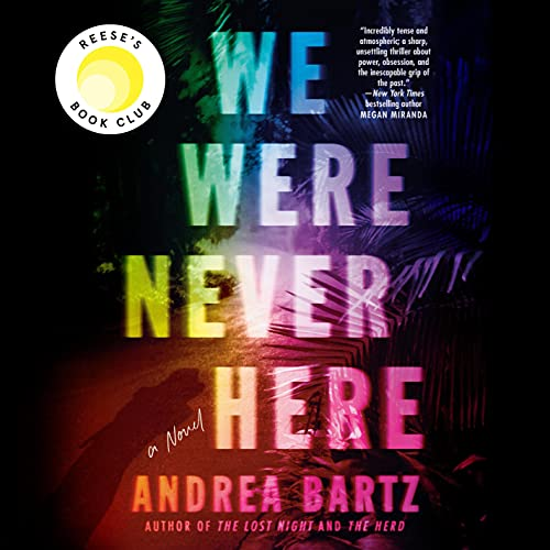 We Were Never Here cover art