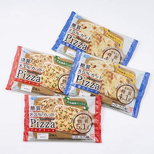 糖質制限糖質オフ低糖質ピザ