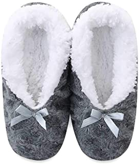 Charles Albert Womens Cozy & Comfortable Womens Slipper Socks