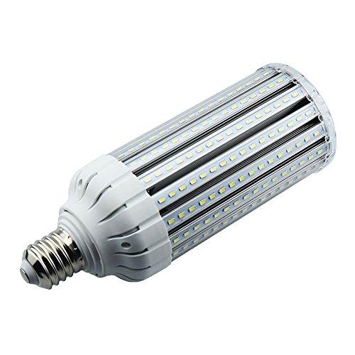 Bonlux 100 W E40 LED blanco cálido, 3000 K, 10.000 lm, E40, 360 grados, bombilla LED para almacenes, garajes, patios, no regulable