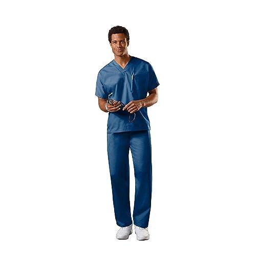 73ae1725396 Cherokee Uniforms Authentic Workwear Unisex Scrub Set (XXS-5X, 30 Colors)