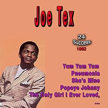 Joe Tex (24 Success) [1962]