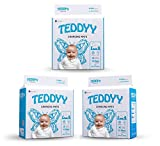 TEDDYY Baby Disposable Changing Mats Size - 60 X 60 cm