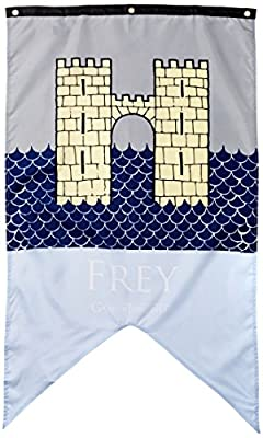 Calhoun Game of Thrones House Sigil Wall Banner (76 CM by 127 CM)