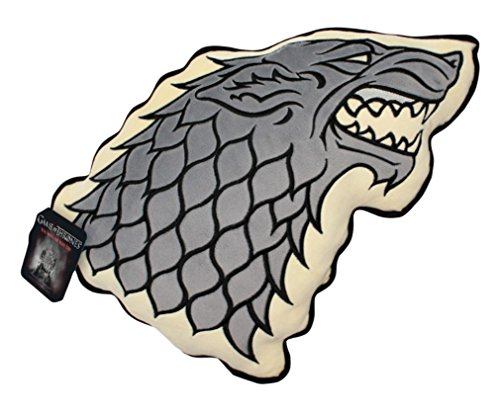 ABYstyle - GAME OF THRONES - Cojín de Peluche - Stark
