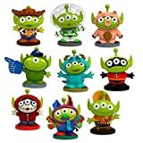 Disney Pixar Toy Story, Alien Remix Deluxe Figurine Play Set