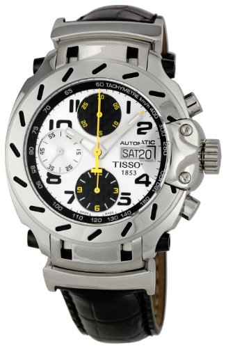 Tissot Men's T0114141603200 T-Race Chronograph Watch