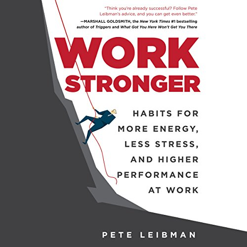 Page de couverture de Work Stronger