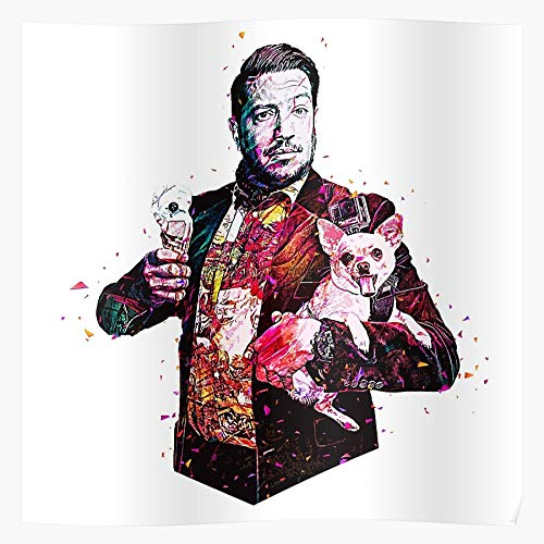 Trutv Brian Sal Tenderloins Joe Vulcano The Jokers Gatto Impractical Comedy Quinn Impressive posters for room decoration printed with the latest modern technology on semi-glossy paper background
