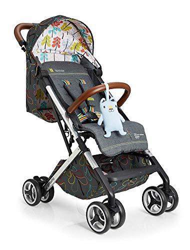 Cosatto Woosh XL Pushchair – Compact Stroller From Birth To 25kg, Lightweight, Easy Fold (Nordik)