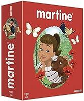 Martine - Coffret 3 DVD + 1 livre