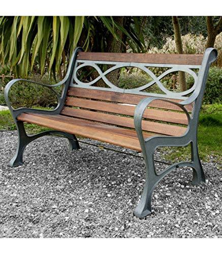 Papillon 8042200 Banco Jardin Houston Forjado