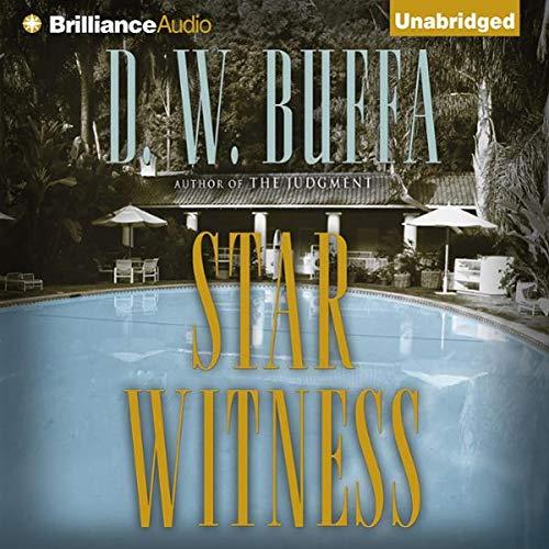 Star Witness audiobook cover art